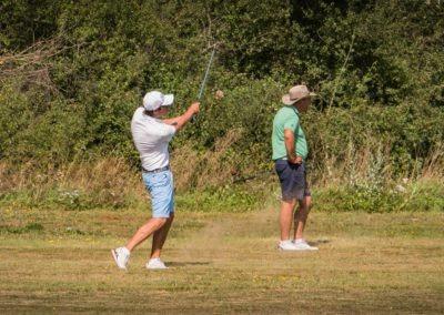 Championnat De Double De La Terre Du Milieu Golf Des Etangs 2019 T1 8