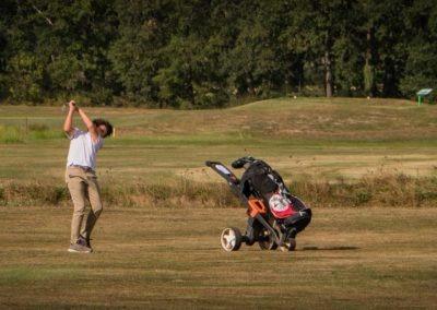 Championnat De Double De La Terre Du Milieu Golf Des Etangs 2019 T1 80