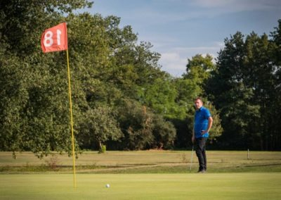 Championnat De Double De La Terre Du Milieu Golf Des Etangs 2019 T1 82