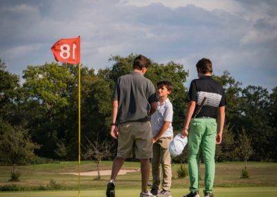 Championnat De Double De La Terre Du Milieu Golf Des Etangs 2019 T1 85