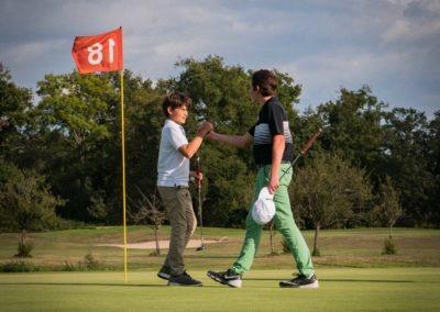 Championnat De Double De La Terre Du Milieu Golf Des Etangs 2019 T1 86