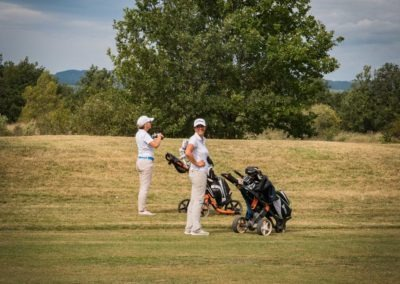 Championnat De Double De La Terre Du Milieu Golf Des Etangs 2019 T2 12