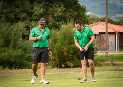 Championnat De Double De La Terre Du Milieu Golf Des Etangs 2019 T2 17
