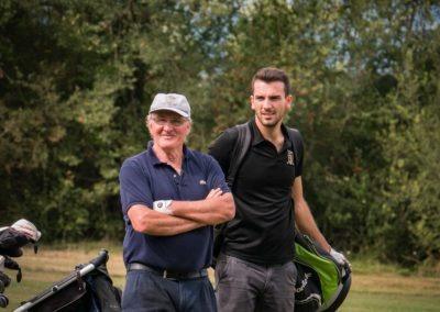 Championnat De Double De La Terre Du Milieu Golf Des Etangs 2019 T2 9