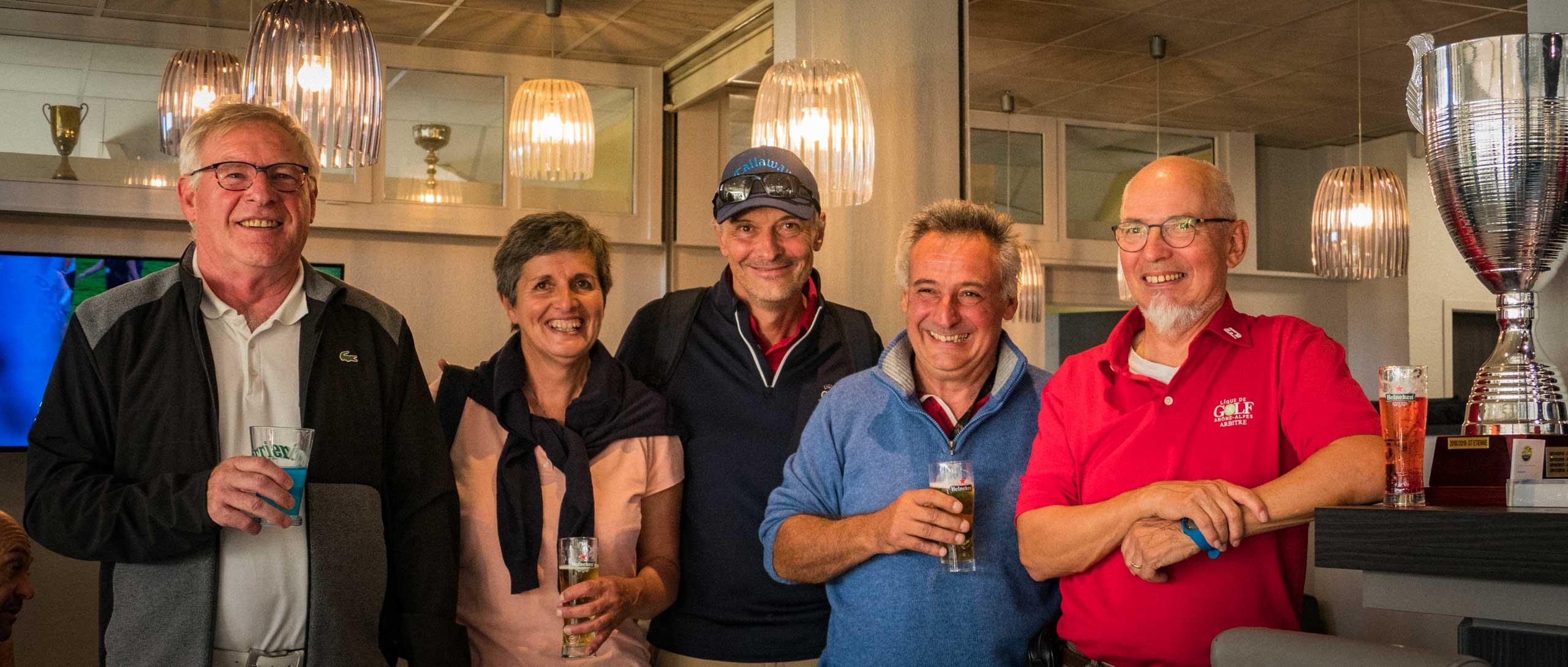 Premiere Division Regionale Aura Golf 2019 Saint Etienne 22