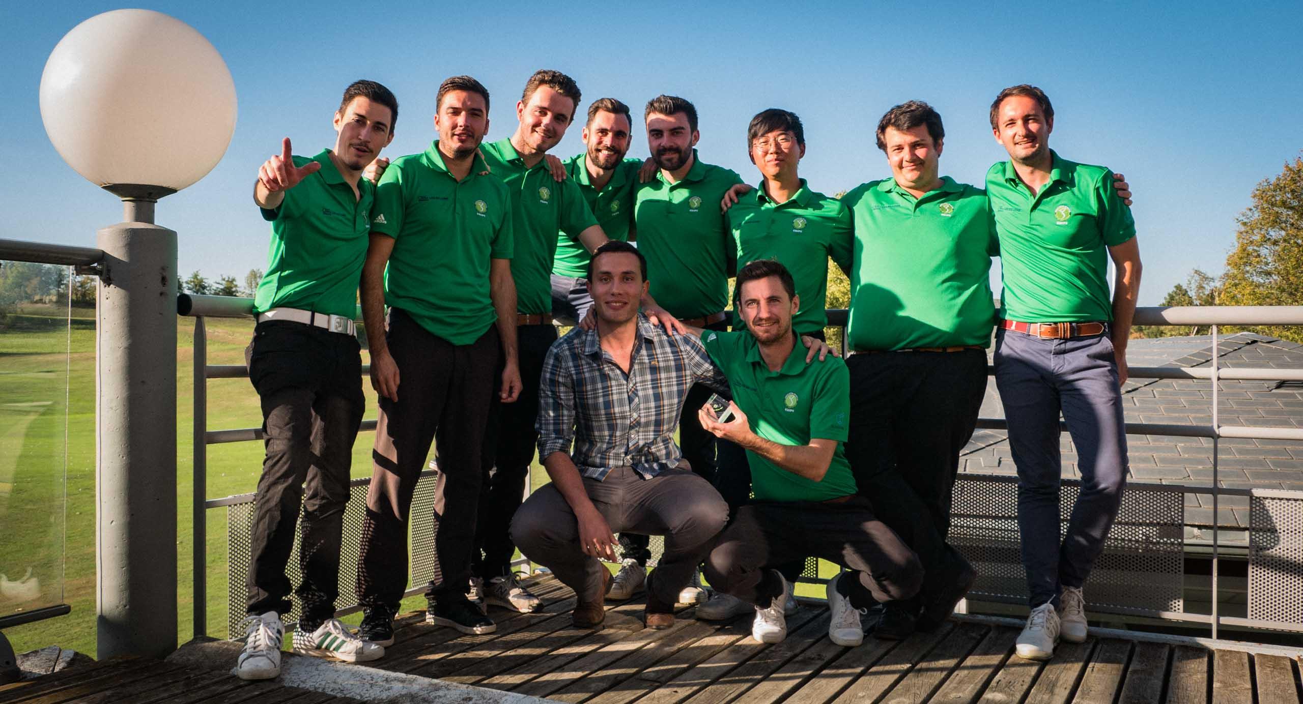 Premiere Division Regionale Aura Golf 2019 Saint Etienne 32