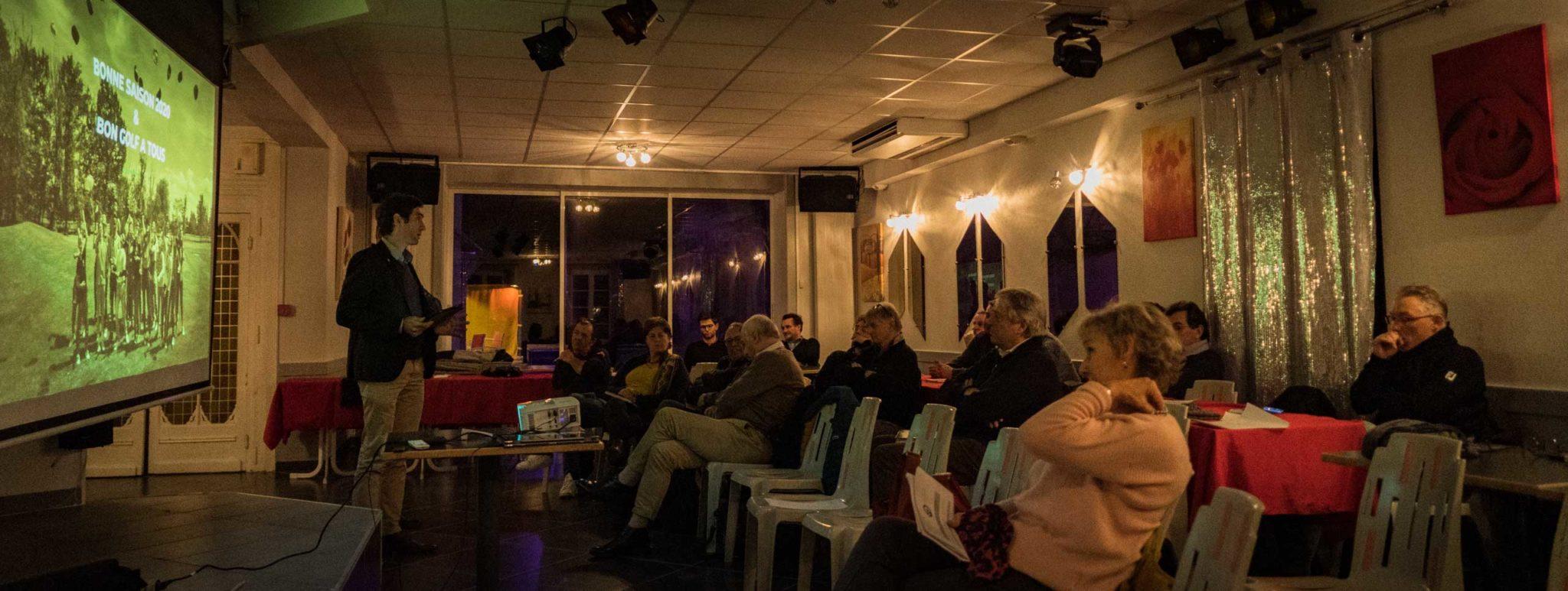 Assemblee Generale 2019 Comite Golf Loire 2