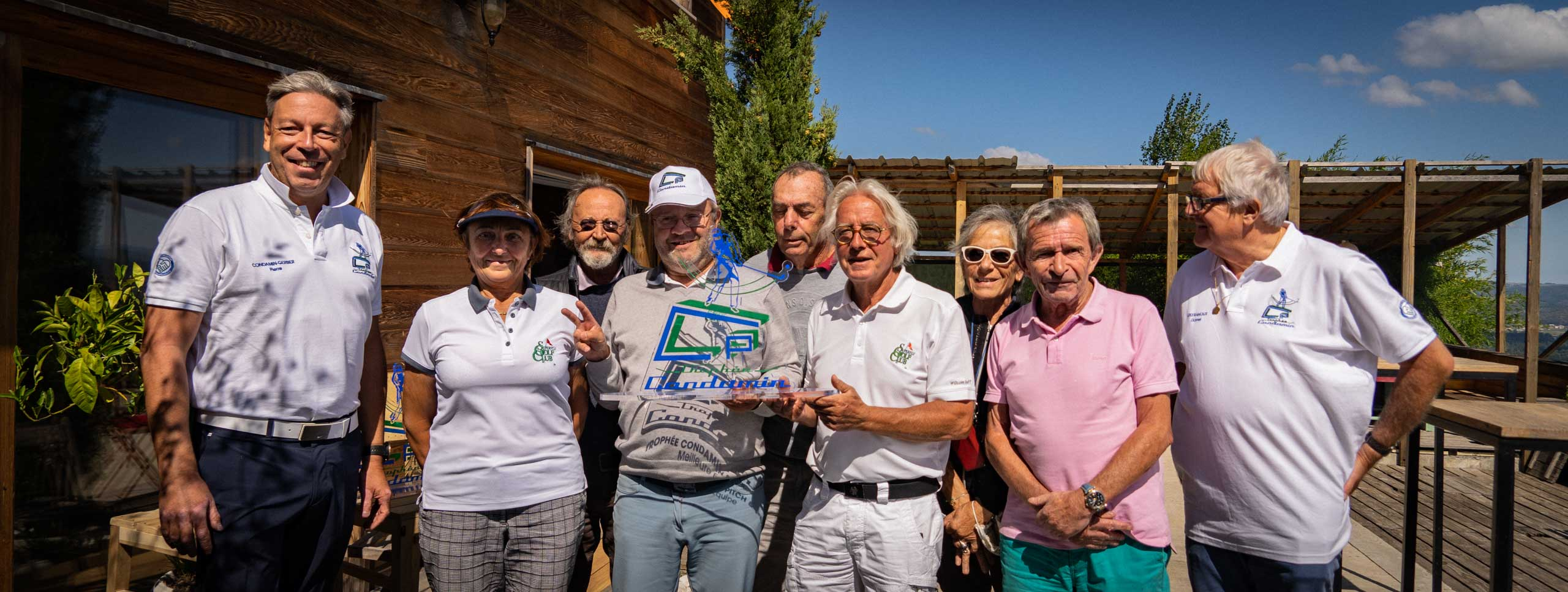 Trophee Condamin 2020 Pitch And Putt T4 Coutanson 57