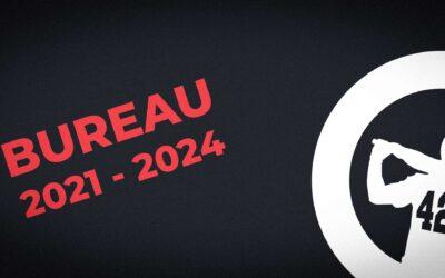 Le Bureau du Comité 2021-2024