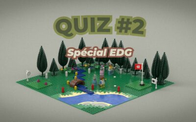 GOLF-O-QUIZ – Spécial EDG – QUIZ 2
