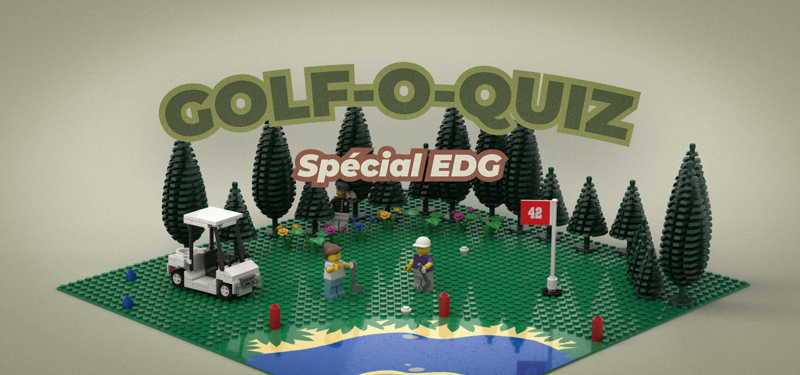 Golf O Quizz Special Edg 2021 Header