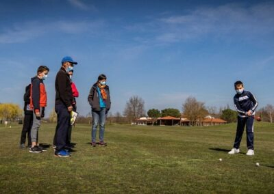 Golf Scolaire Etangs Mars 2021 22