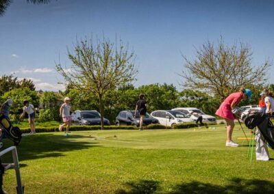 Copines Au Golf 2021 Superflu 63