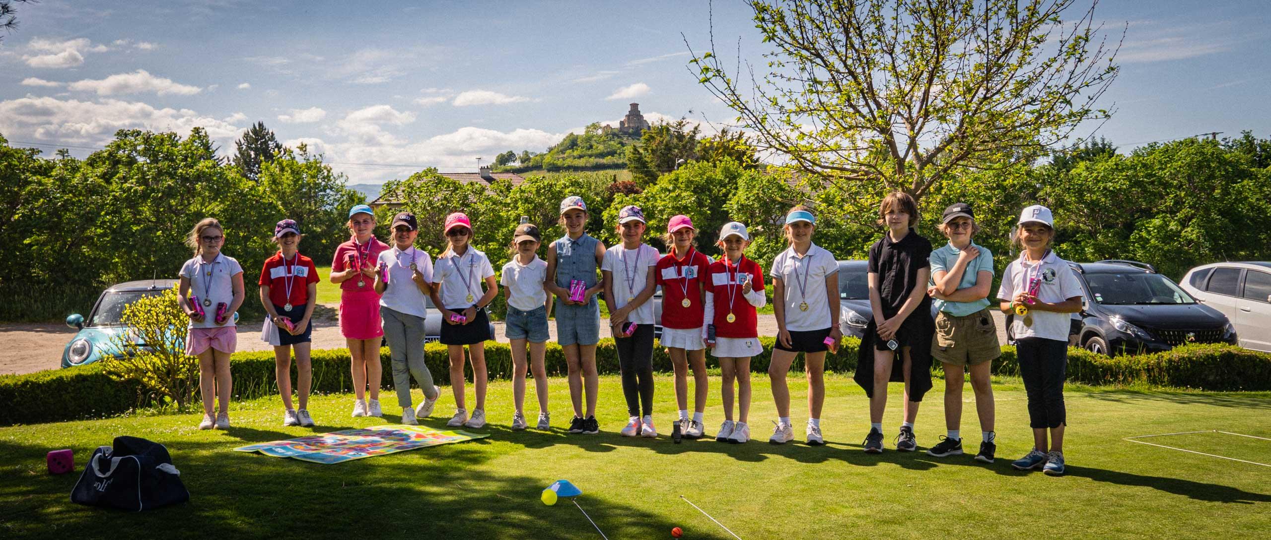 Copines Au Golf 2021 Superflu 65