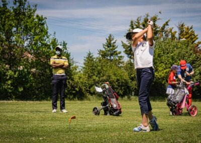 Copines Au Golf 2021 Superflu 9