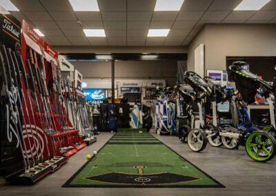 Golf Station Nouveau Magasin 2021 11