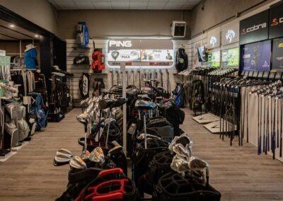 Golf Station Nouveau Magasin 2021 3