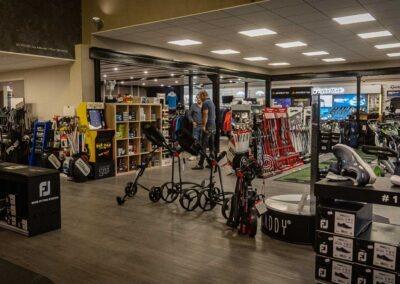 Golf Station Nouveau Magasin 2021 4